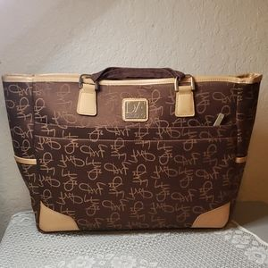 Diane Von Furstenberg satchel/laptop bag